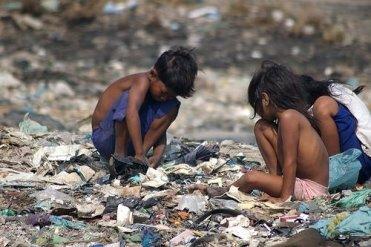 Crianças no lixão | portalcostanorte.meionorte.com
