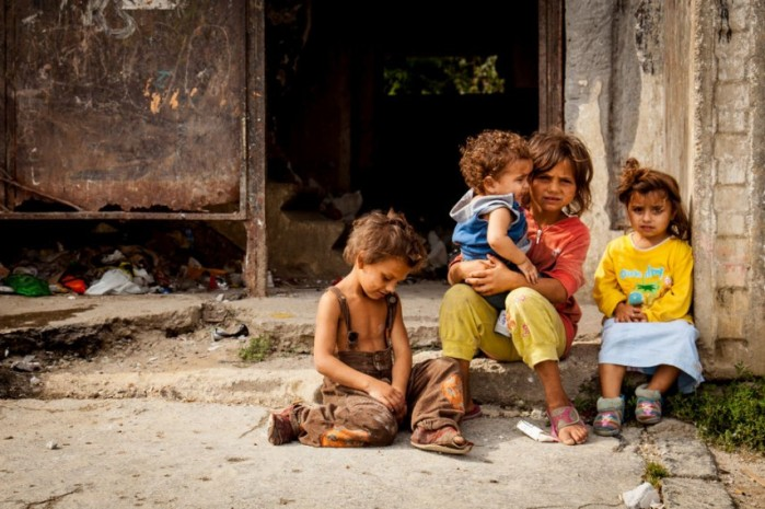 Crianças pobrez na Islovakis | taringa.net