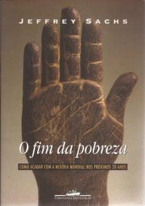 capa de O Fim da Pobreza | Companhia das letras